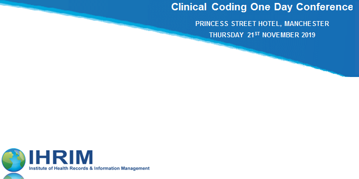 Clinical Coding Conference